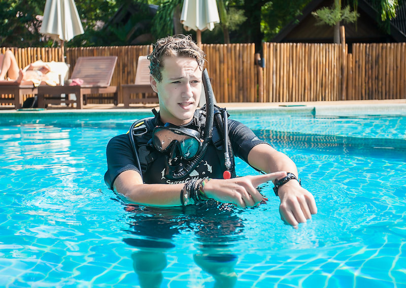 How long is the PADI Open Water Diver Course
